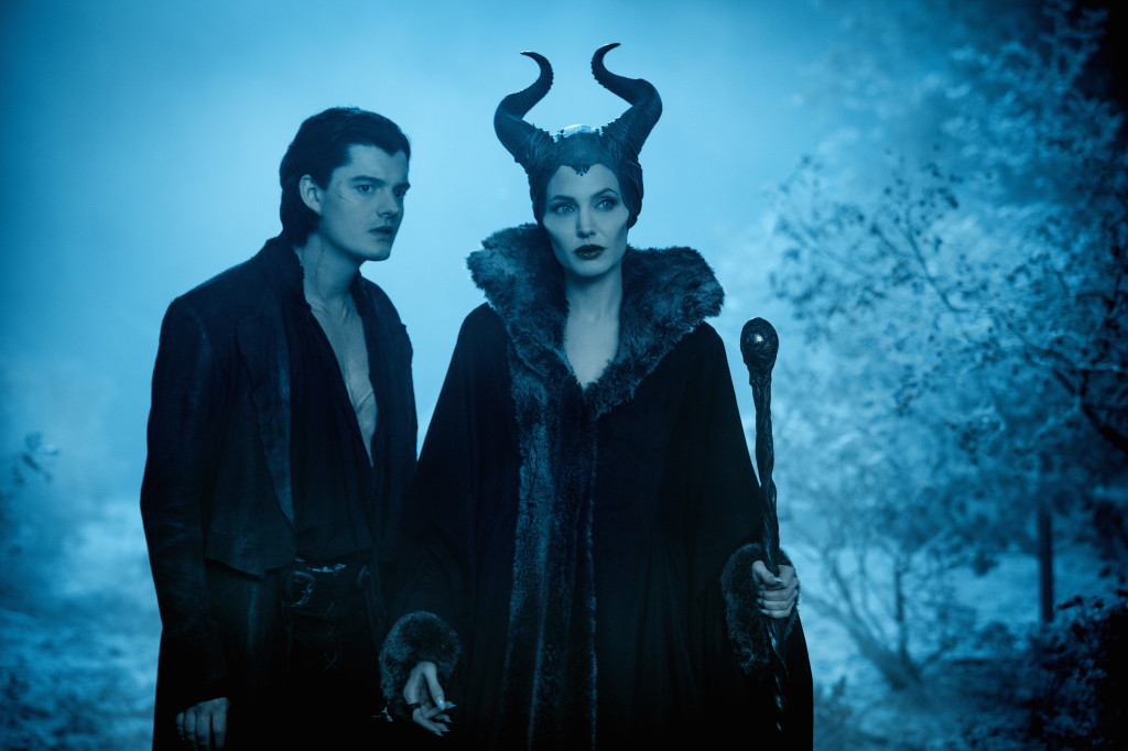 Disney Maleficent Angelina Jolie Sam Riley