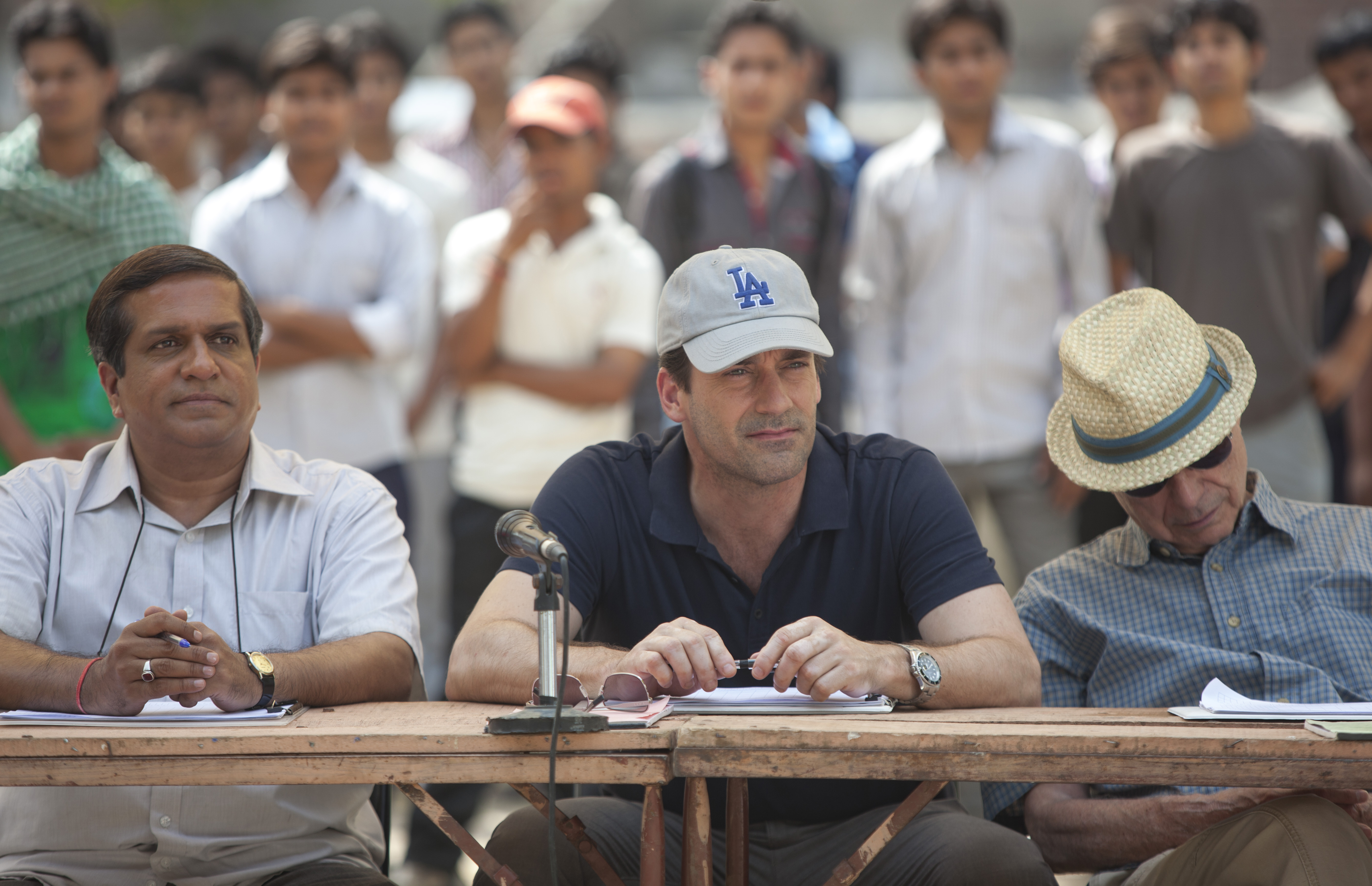 """Movie Curve Ball – a review of Disney's """"Million Dollar Arm"""""""