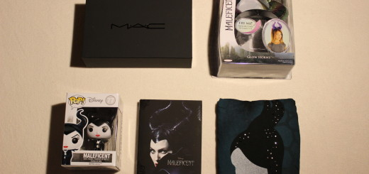Maleficent Disney Consumer Products Merchandise Line Overview