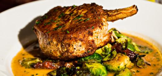 Paleo Whole30 Dieting Disney Parks Disneyexaminer Thick Cut Pork Chop
