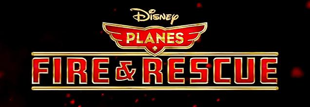 Disney Planes Fire And Rescue Logo