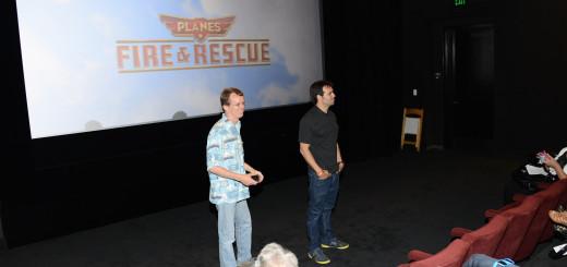 Disney Planes Fire And Rescue Press Day Disneytoon Studios Bobs Gannaway
