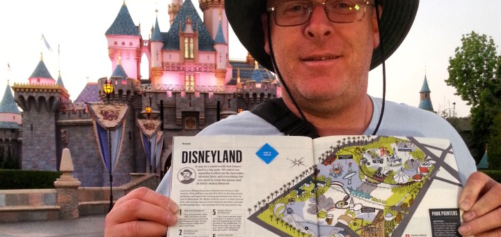 Jeff Reitz Disneyland 366 Challenge Disneyexaminer