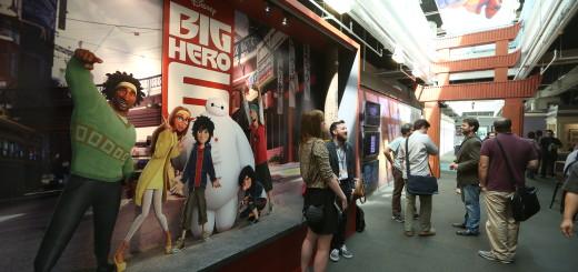 Disney Big Hero 6 Press Day Disneyexaminer
