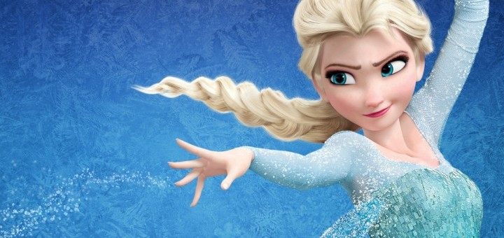 Disney Frozen Elsa Icy Powers