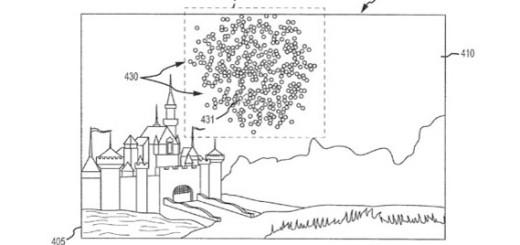 Disney Parks Drones Patents Concept Art Flixels