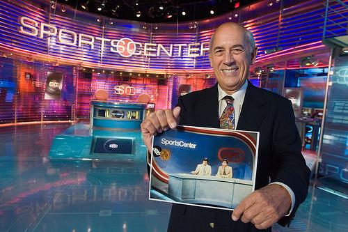 Bill Rasmussen ESPN Sportscenter