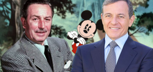 Bob Iger Walt Disney Mickey Mouse Disneyexaminer