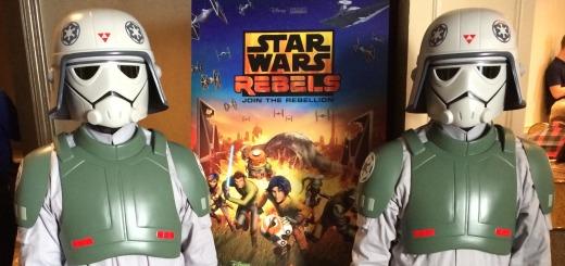Disney XD Star Wars Rebels Press Conference