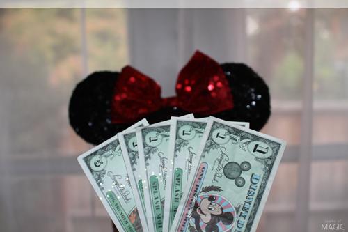 Disney Dollars Feature Disneyexaminer