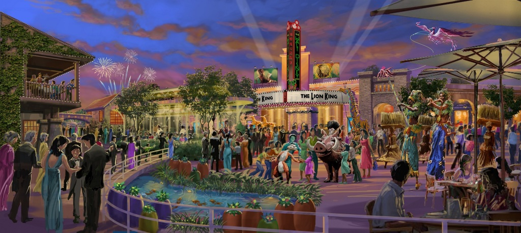 Walt Disney Grand Theatre at Disneytown