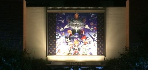 Disney Kingdom Hearts H D 2 5 Remix Launch Event Walt Disney Studios Theater Night