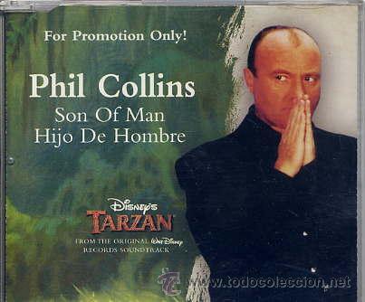Tarzan Songs Phil Collins Phil Collins Disney Tarzan