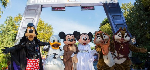 Rundisney Star Wars Half Marathon Weekend Disneyland Disney Characters
