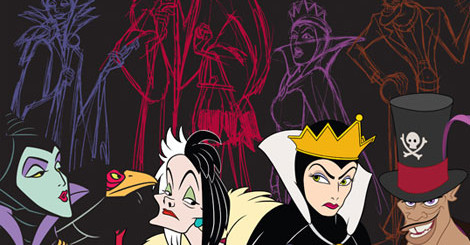 Disney Villains 3