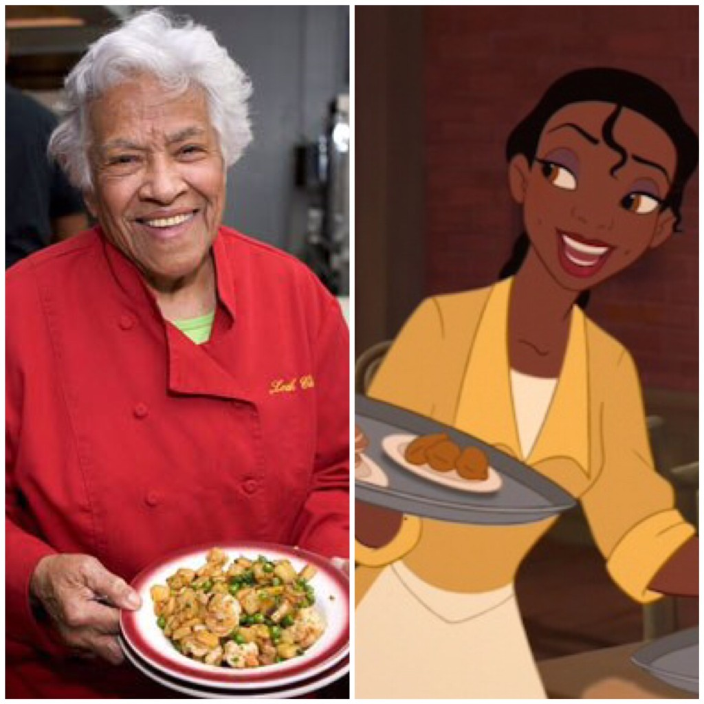 https://curvyecocentric.wordpress.com/category/leah-chase/ http://www.patricialadd.com/2015/03/disney-princesses-callously-judged/