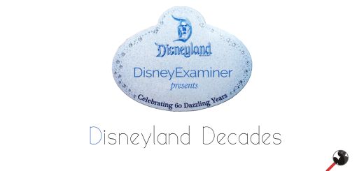 Disneyexaminer Disneyland Decades Video Series Logo