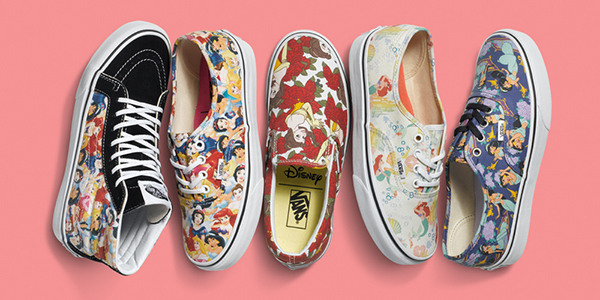VANS X DISNEY_PRINCESS_WOMENS_PACK_Group