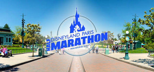 Disneyland Paris Half Marathon Weekend Logo Disneyexaminer