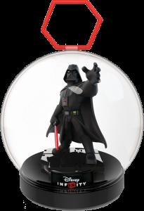 Figure Globe Vader