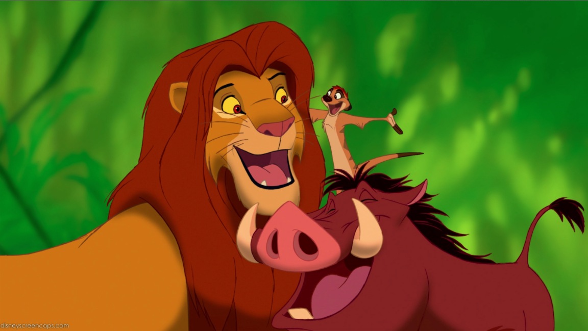 The lion king live-action movie casts timon and pumbaa