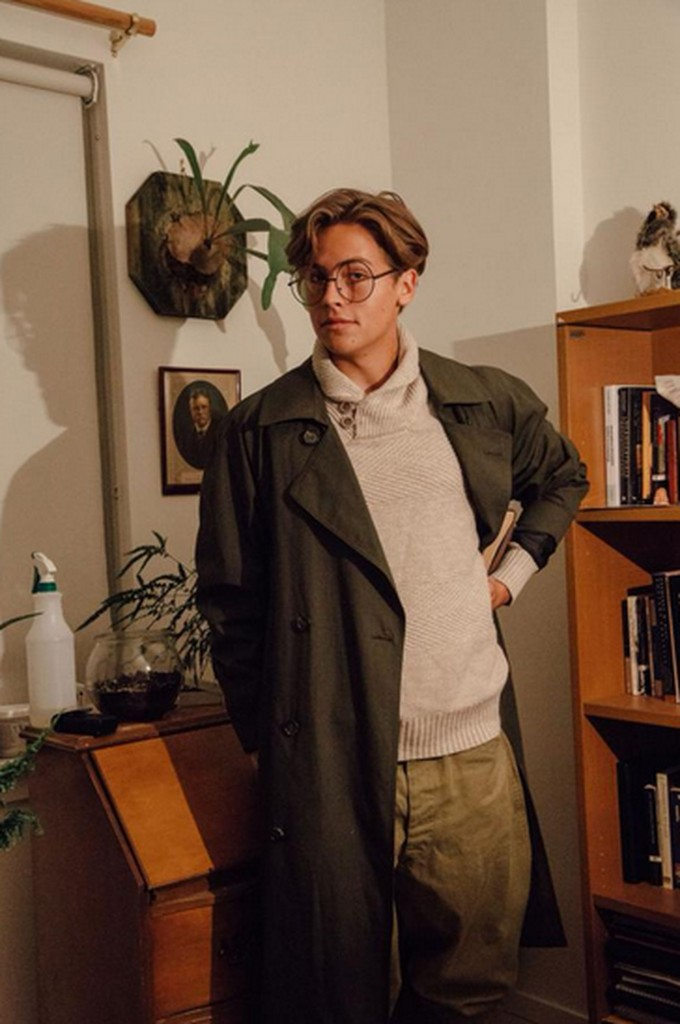 Cole-Sprouse-Milo-Thatch-Halloween-Costume