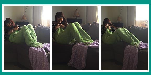 Disney Diy Little Mermaid Blanket
