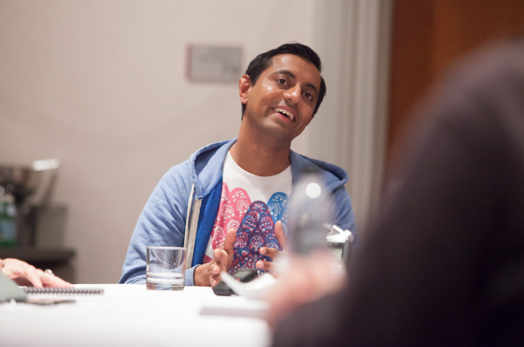 Disney Pixar Sanjay Patel Press Junket Disneyexaminer
