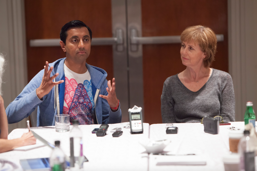 Disney Pixar The Good Dinosaur Press Junket Disneyexaminer Sanjay Patel Nicole Grindle