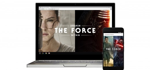 Google Star Wars Awaken The Force Within Easter Eggs