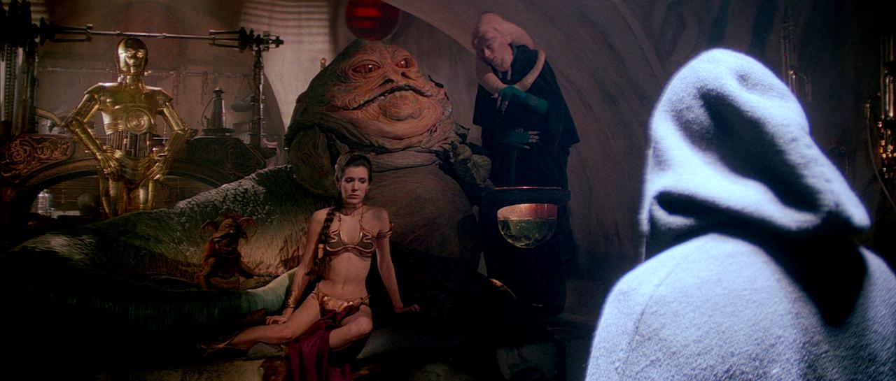 Star Wars Episode VI Princess Leia Slave | DisneyExaminer