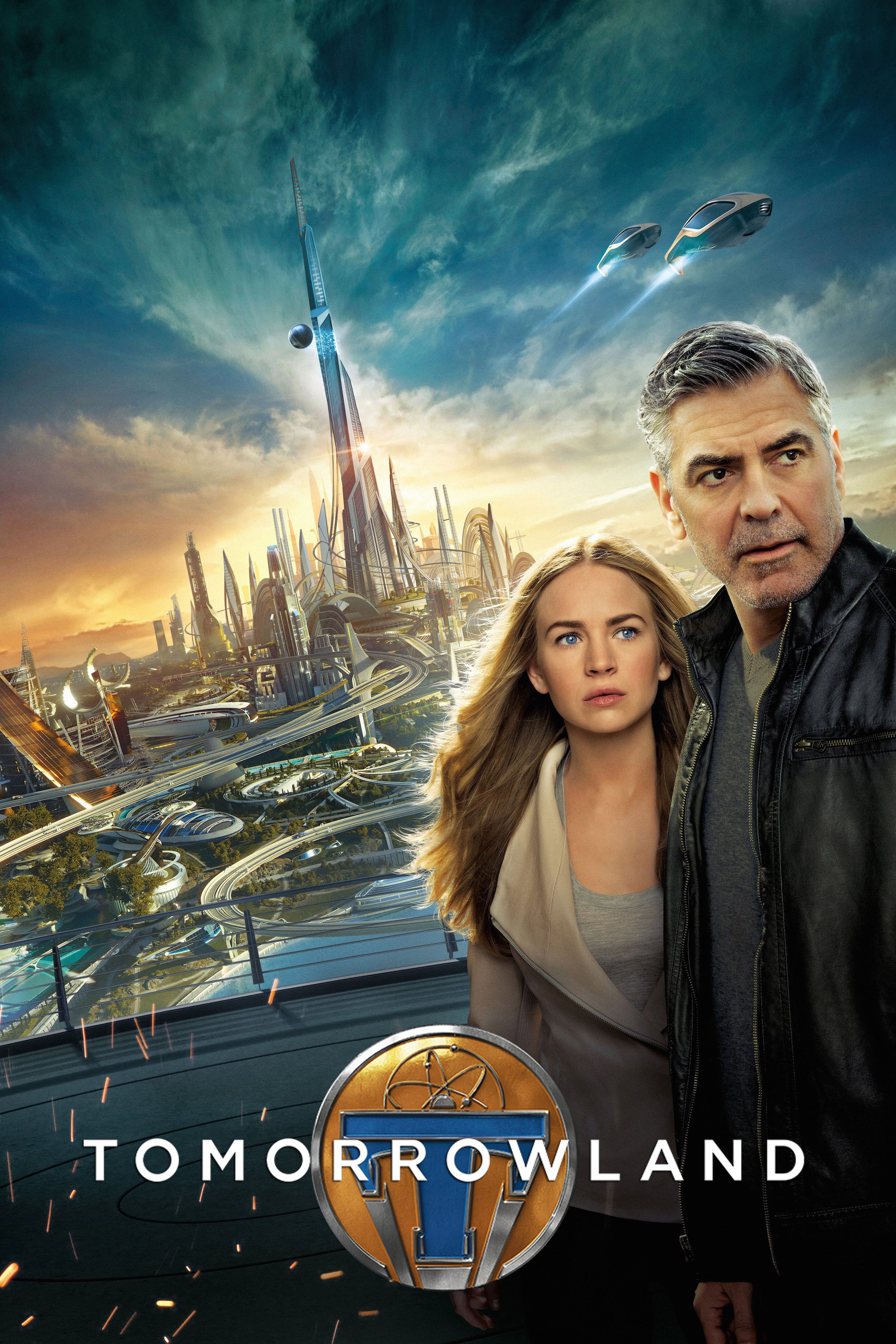 Download Film Tomorrowland 2015