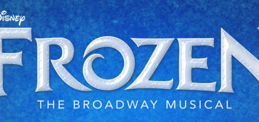 Disney Frozen Broadway Musical Logo