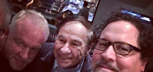 Disney Jungle Book 2016 Scoring Session John Debney Richard Sherman Jon Favreau