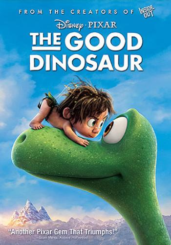 The Good Dino Dvd Promo