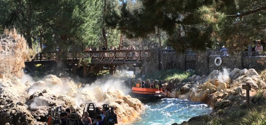 Grizzly River Run Worst Rides To Go On A Date At Disneyland