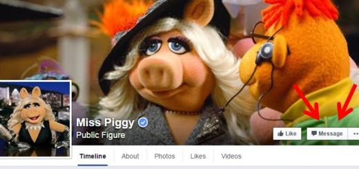 Miss Piggy Facebook Messenger Imperson Valentines Day Dating Advice Disneyexaminer