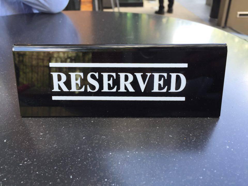 Downtown Disney Starbucks Reserved 1