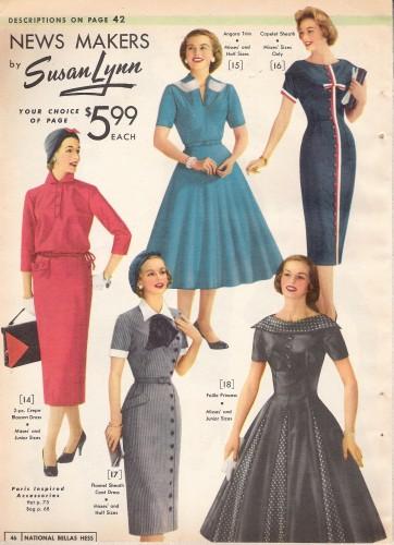 1950s Inspiration 3