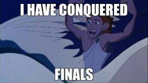 Hercules finals