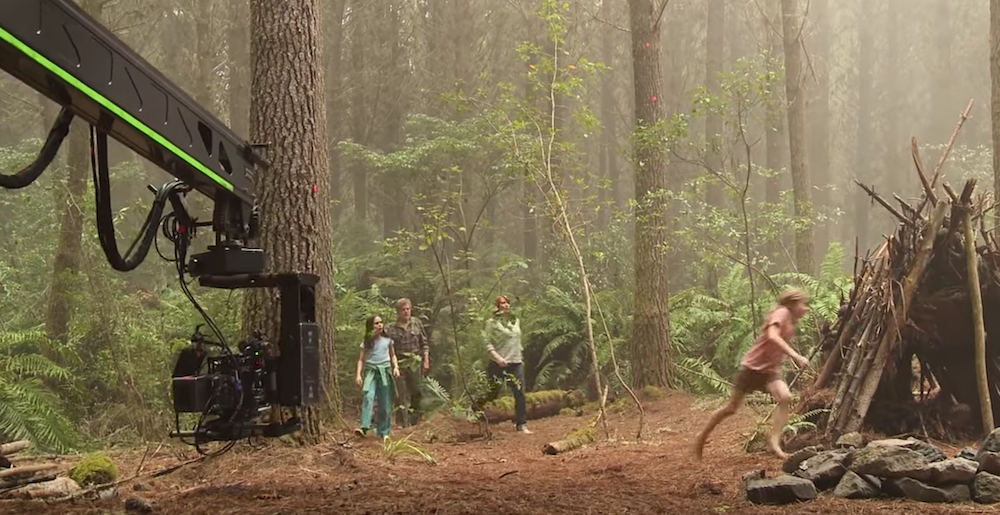 Petes Dragon Hipster Movie Woods Pacific Northwest