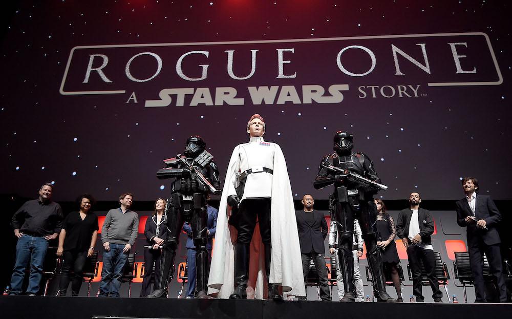 Star Wars Celebration Europe 2016 Ben Mendelsohn Deathtroopers