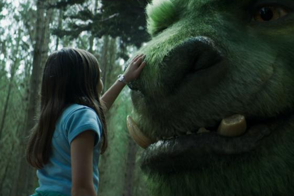 Pete's Dragon Oona Laurence Natalie