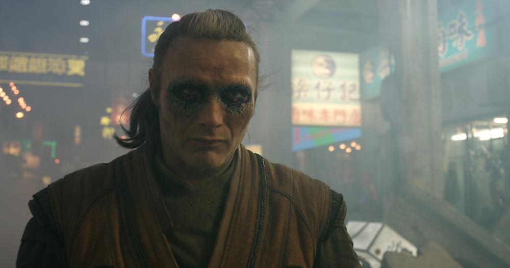 Mads Mikkelsen Marvel Doctor Strange