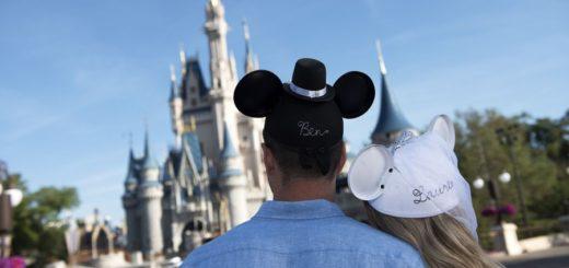 Disney Fairy Tale Weddings Freeform Bride Groom Ben and Lauren the Bachelor