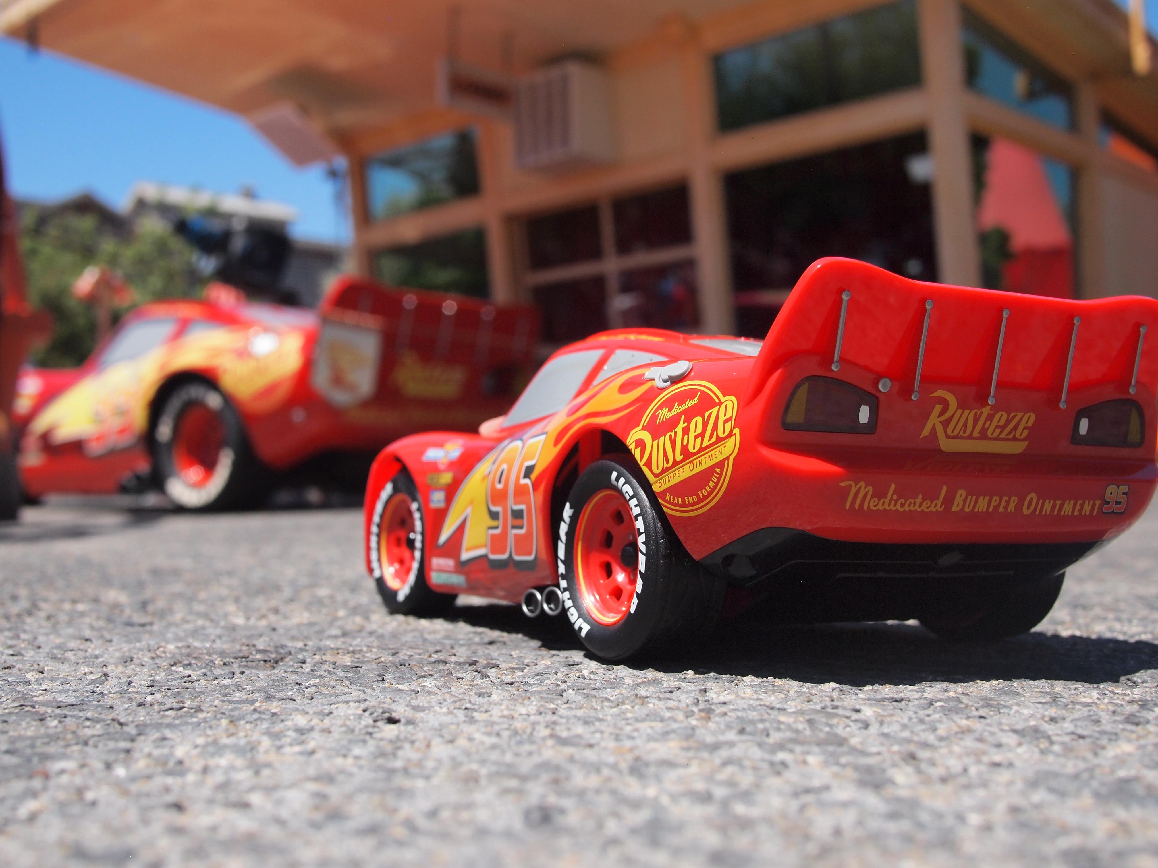 Ultimate Lightning Mcqueen Sphero Disneyexaminer Cars Land