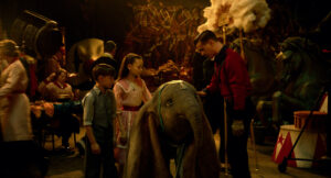 Dumbo live action farrier circus