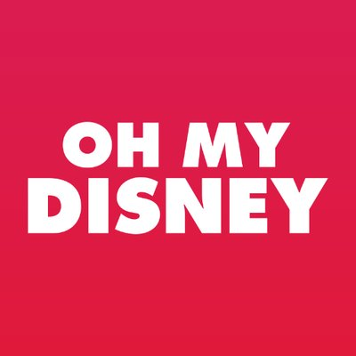 Oh My Disney Logo