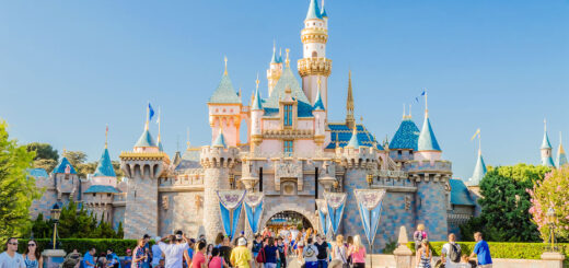 Sleeping Beauty Castle Disneyland COVID-19 Reopening Delayed Announcement
