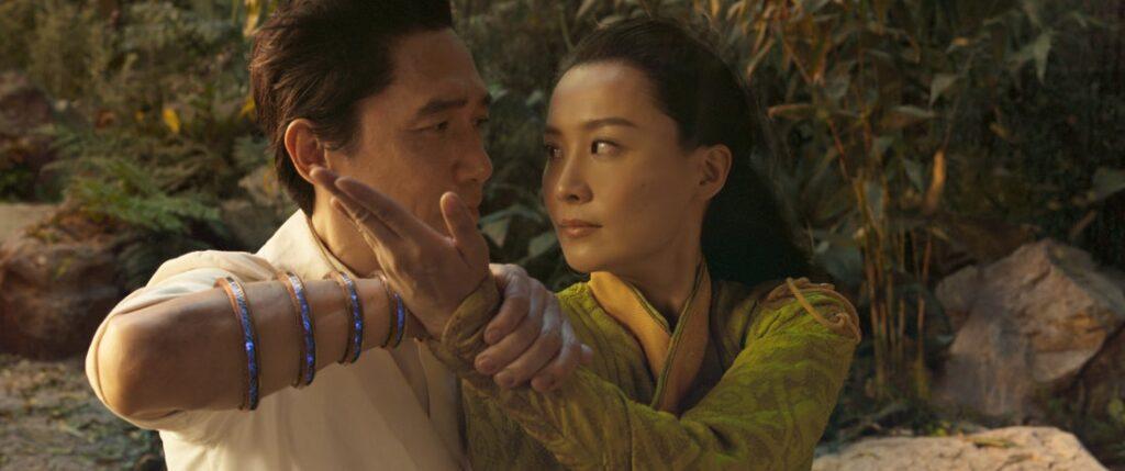 Marvel Studios Shang-Chi Tony Leung Michelle Yeoh